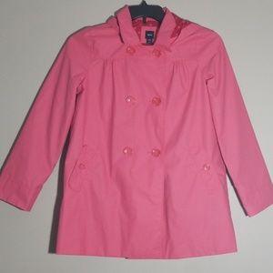 GapKids Girls Rain Coat